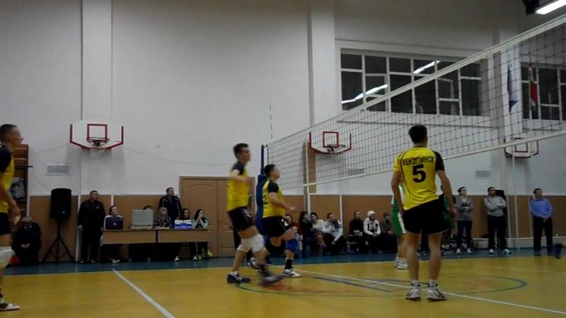 ЧТ РТ по волейболу среди сильнейших команд сельских районов.Мензелинск-Сарманово