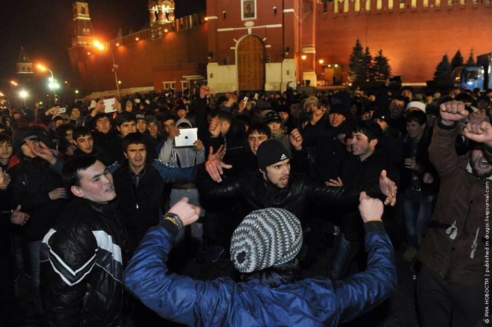 В столице Болгарии мигранты устроили поножовщину, один человек убит - Цензор.НЕТ 2053