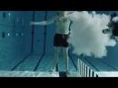 Норвежский физик попытался застрелиться под водой ради эксперимента. Видео
