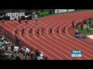 100m WOMEN Shelly Ann Fraser Pryce 10.81 Eugene Diamond League 2015
