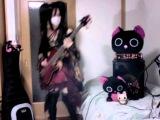 Acid Black Cherry  ジグソー JIGSAW bass cover