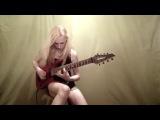 Perpetual Burn (Jason Becker) - cover by Alexandra Zerner