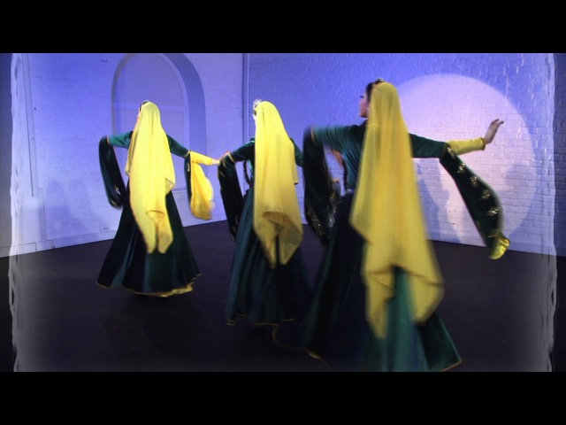 Кавказский танец Ловзар Ансамбль Бахор www.bahordance.ru