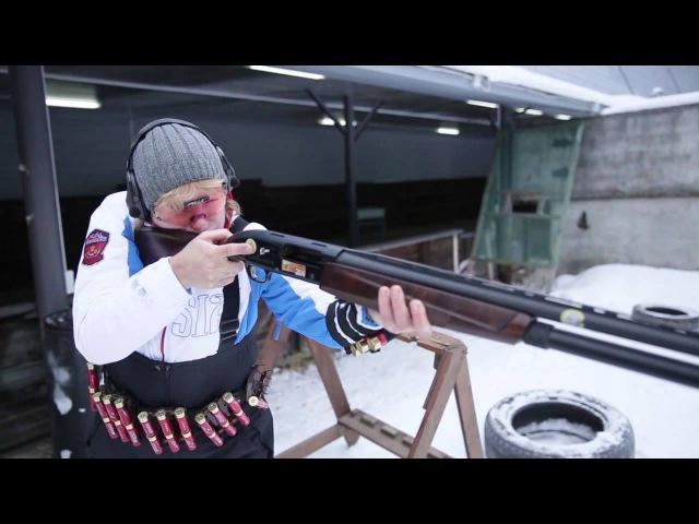 Татьяна Панова - делится своим опытом стрельбы из ружья