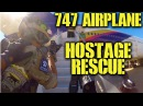DesertFox Airsoft: Boeing 747 Hostage Rescue (Lion's Claw Tactical Challenge)
