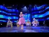 Теона Дольникова .Золушка.Универсальный артист HD. 04 08 2013