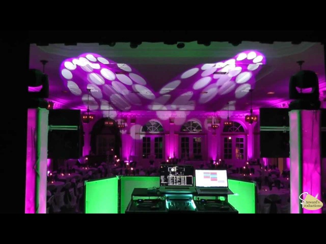 Dallas Wedding DJ Gig Log, Event, Up Lighting, DFW DJS