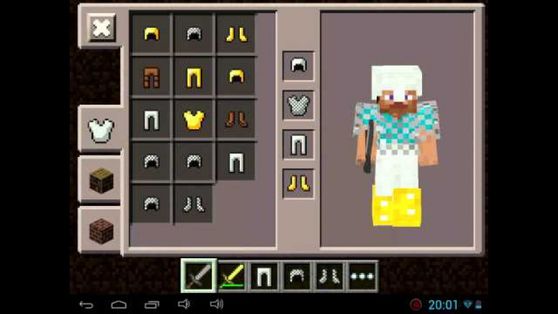 Обзор сервера Hunger Games на Minecraft PE 0.10.5