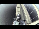 Trial Bike Bridge Stunt - Antti Pendikainen