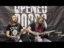 Never Opened Doors AMT P1 demo Потом и кровью live
