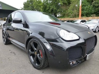 Porsche Cayenne Turbo S TechArt Magnum for Sale at George Kingsley Vehicle Sales, 01206 728888