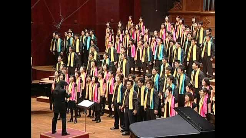 Deliver Us (from The Prince of Egypt) - NTU Chorus KMU Singers