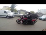 Два байка для новых проектов Harley Davidson Vrod vs. MV Agusta F3 800