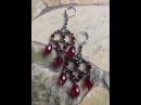 Victorian Chic earrings