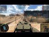 Armored Warfare Абрамс М1 обзор в игре проект армата