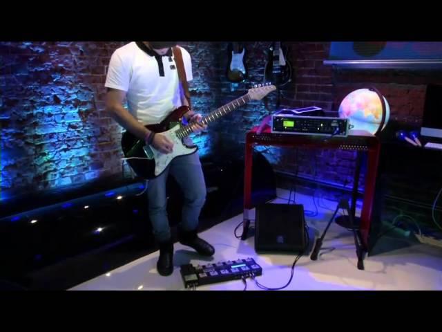 Видео обзор Fractal Audio Axe Fx Ultra.