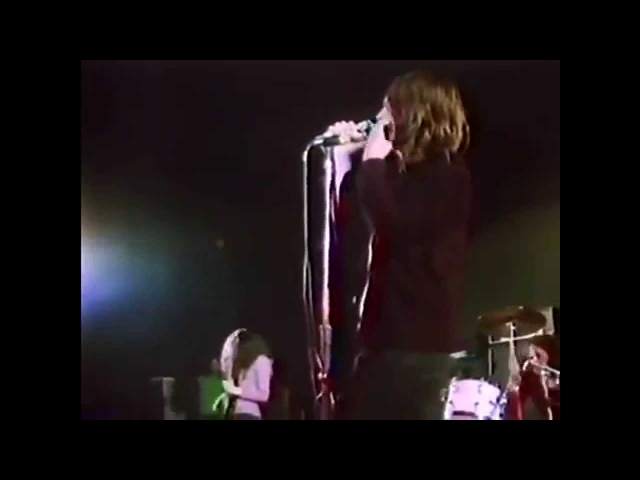 Black Sabbath Hand of Doom Rat Salad live 1970