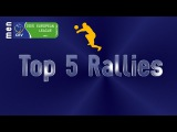 Stars in Motion Most Amazing Rallies - CEV Volleyball European League - Men - Final Four