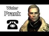 Colonel Autumn Calls Water Treatment Plants - Fallout 3 Prank Call