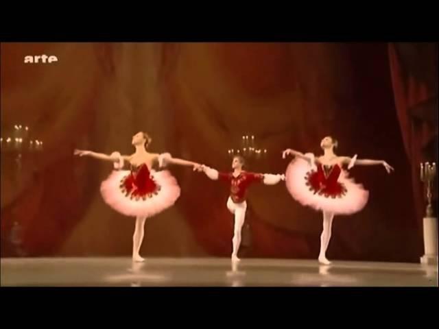 Paquita (Grand Pas) - Alina Somova - Danila Korsuntsev (2009).avi