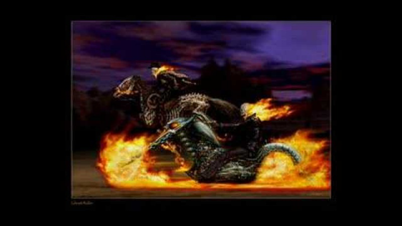 Ghost Riders in the sky - Spiderbait