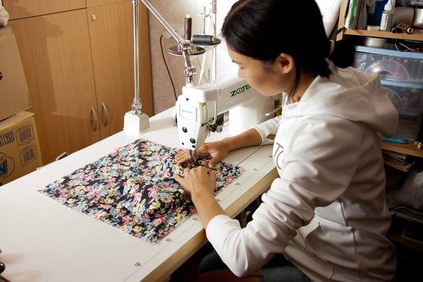 Эльмира Есаулкова: Хочу, чтобы мои рюкзаки оставались доступными покупателю 2