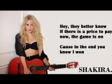 09 Shakira - Spotlight [Lyrics]