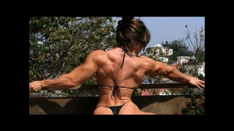 Sexy muscular women collection of muscular girls Девушки качки