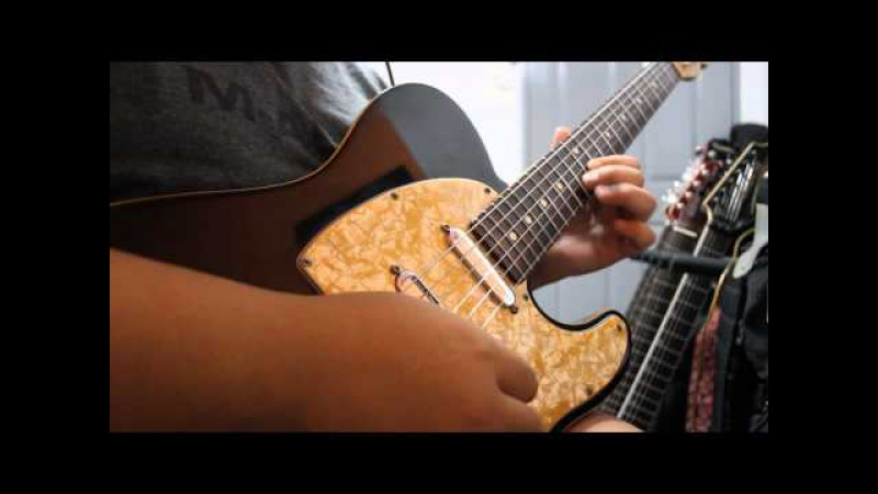 Dhalif Ali Parisienne Walkways Fender Telecaster PLUS Playthrough