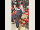 """Big Ramy on Instagram: """"#Road_to_olympia Chest training today emphasizing on the upper pic mainly. Did three incline exercises a"""