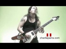 Crazy Train - a Randy Rhoads guitar solo tribute by Charlie Parra