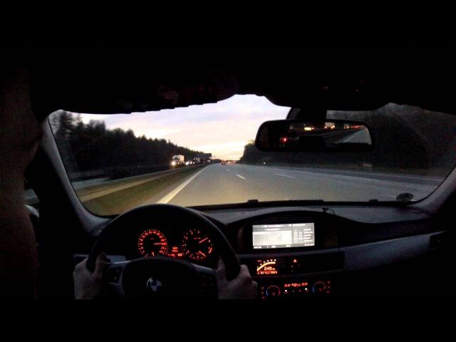 BMW E90 330i PP ESD 260 Km/h