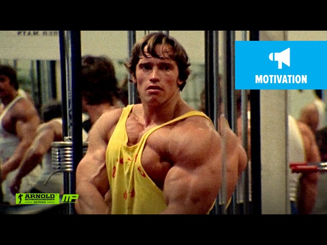 Best Bodybuilder of All Time Arnold Schwarzenegger's Blueprint Training Program