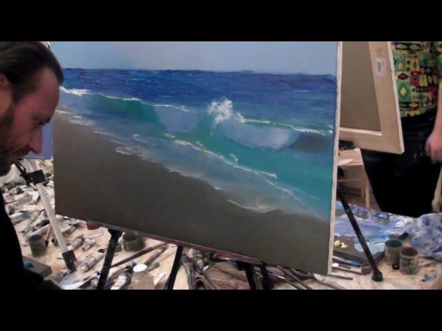 Полный видеоурок Игоря Сахарова в Питере