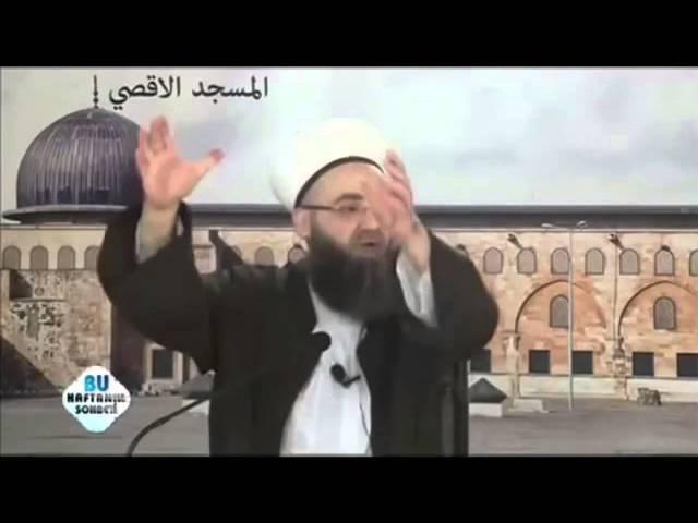Cübbeli Ahmet Hoca - Muhyiddin İbn-i Arabi'nin Bildiği Sırlı Cifir İlmi 18.12.14