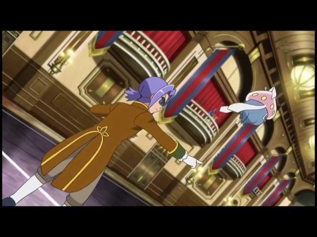 Ash Serena vs MietteJames Full Battle and Eevee evolves into Sylveon (English Subs) [HD]