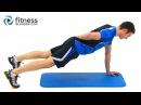 Тренировка с собственным весом - Тренировка на все тело нон-стоп. Bodyweight Workout Routine - Nonstop Total Body Workout