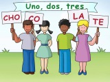 Chocolate Uno, dos tres... - Calico Spanish Songs for Kids