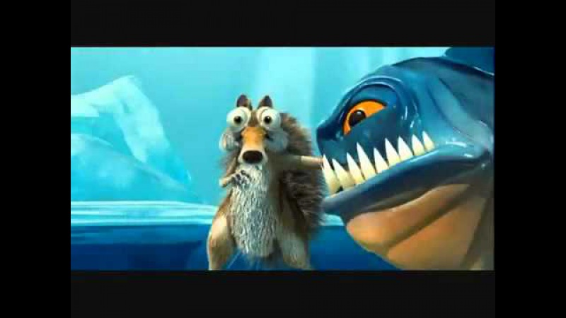 Funniest Scrat Moments ORIGINAL UPLOAD 360p