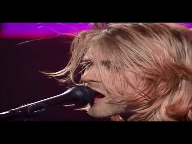 Nirvana-Sliver Live Loud MTV 93 HD