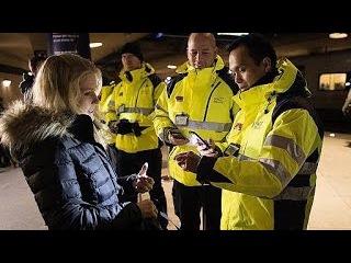 Эффект шенгенского домино границы закрывает Дания |  Schengen border closes Denmark