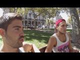Барселона  Знакомство с Саньком  Spanish history #38