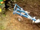 Мототрактор Мотоблок Міні-трактор агро-техніка.