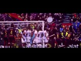 Nice goal Messi 's free-kick