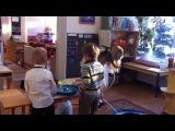Мыльные пузыри в детском саду. Я и мои юные помощники
