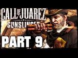 Call Of Juarez Gunslinger Gameplay (Part 9) - 27x KILL COMBO, BEAT THAT!  PC