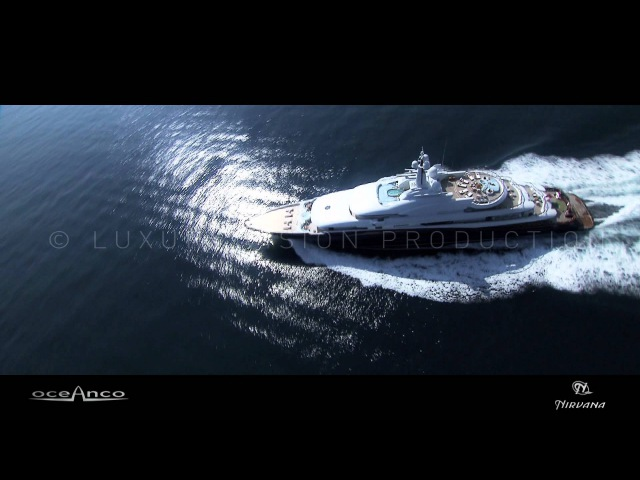 Oceanco mega yacht 88 50 m NIRVANA for sale Exclusive official video