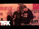 Big Smash Radio interviewing Trevor from TFK at Radio Contraband 2016