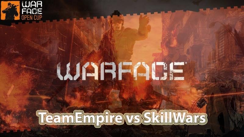 TeamEmpire vs SkillWars