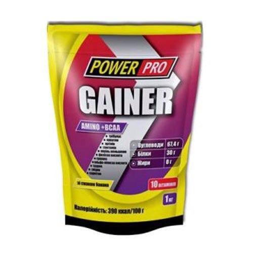 Power Pro geiner amino+bcaa 1 кг